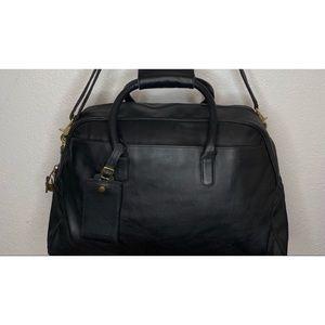 Coach duffle travel bag